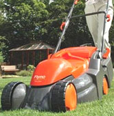 Flymo Lawn Mower Hire